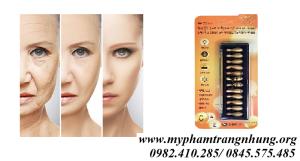 Viên Dưỡng Đẹp Da Collagen Multi Vita Ampoule Collagen