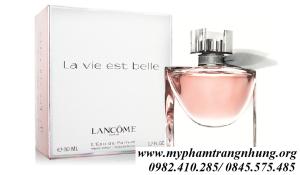 Nước Hoa Lancome La Vie Est Belle Eau de parfum