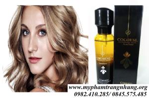 Tinh dầu dưỡng tóc cao cấp COCOESL Amber