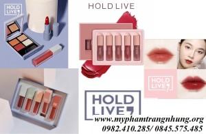BẢNG SON HOLD LIVE, HOLD LIVE7 HÀNG NỘI ĐỊA TRUNG
