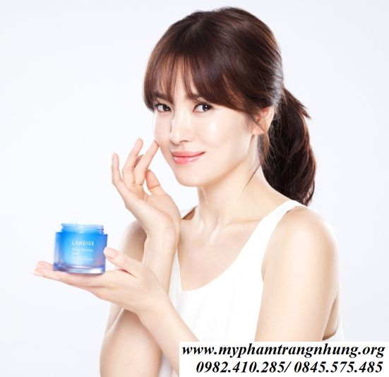 song_hye_kyo_laneige_water_sleeping_mask_result