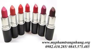 Son Mac Retro Matte Lipstick 707 Ruby Woo
