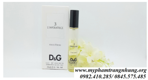 Nước hoa D&G 3 L'Imperatrice