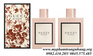Nước Hoa Nữ Gucci Bloom For Women