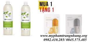 Nước Tẩy trang hữu cơ Centifolia[ TẶNG 1 MASK DR SMART VÀNG/BẠC ]