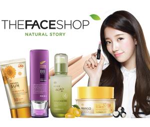 6 loại mỹ phẩm Hàn Quốc The Face Shop được đánh giá cao nhất