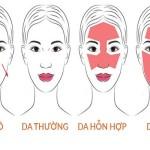 Cách lựa chọn mỹ phẩm theo loại da chuẩn nhất