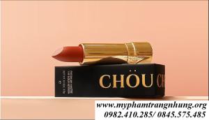 Son Thỏi Mạ Vàng ChouChou Premium Matte 14k Gold Edition
