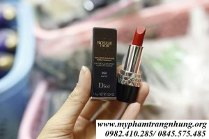 Son Dior Matte màu 999 mini