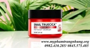 Kem Dưỡng Ốc Sên Some By Mi Snail Truecica Miracle Repair Cream