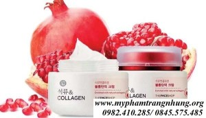 Kem chống lão hóa Lựu Pomegranate And Collagen Volume Lifting Cream