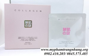 MẶT NẠ COLLAGEN TRẮNG DA RWINE  BEAUTY COLLAGEN MASK