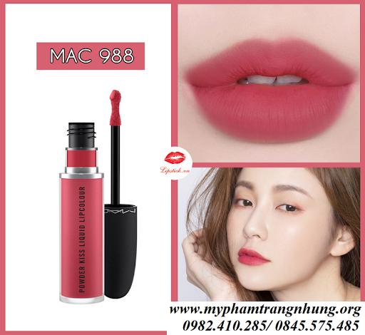 Son-Kem -Mac-Powder-Kiss-Liquid-Lipcolour-988