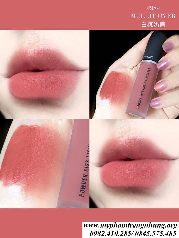 Son-Kem -Mac-Powder-Kiss-Liquid-Lipcolour-989