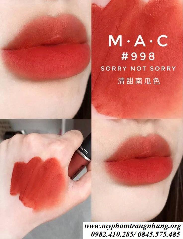 Son-Kem -Mac-Powder-Kiss-Liquid-Lipcolour-998