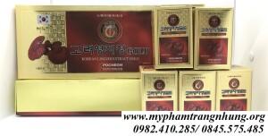 CAO LINH CHI POCHEON EXTRACT GOLD 5 LỌ HÀN QUỐC