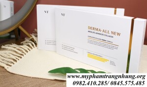 Mặt Nạ Thạch Derma All New Absolute Advanced Collagen VT Cosmetics