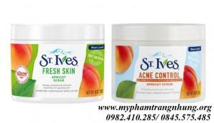 Tẩy Da Chết Toàn Thân STives Apricot Scrub Body