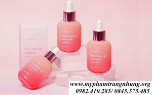 Tinh Chất Cellapy Pink Tone Up Ampoule SPF 50+ PA ++++