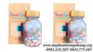 Viên Uống Trắng Da Inner Gram Vita Collagen
