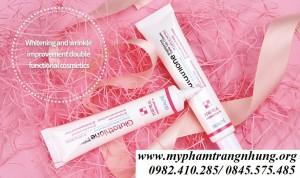 Kem Dưỡng 3D Melasma Glutathione Brightenning Tone Up Cream