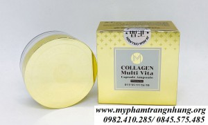 Viên Jm Aqua Collagen Multi Vita Capsule Ampoule Whitening Care