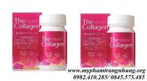 Viên uống The Collagen Shiseido 126 viên Nhật Bản