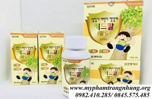 Viên Ngậm Kwangdong Bổ Sung Vitamin Tăng Trưởng Chiều Cao cho bé